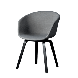 About A Chair Black Edition