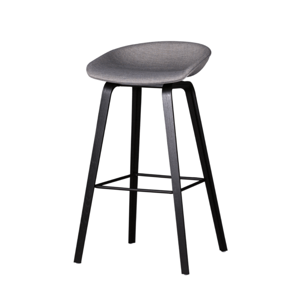 About A Stool Black Edition